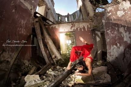 Book photo danseuse Paris, photographe professionnel de mode