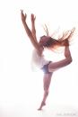 Photographe mode Paris, studio photo professionnel, shooting photo book danseuse et contorsionniste